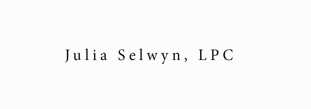 Julia Selwyn LPC