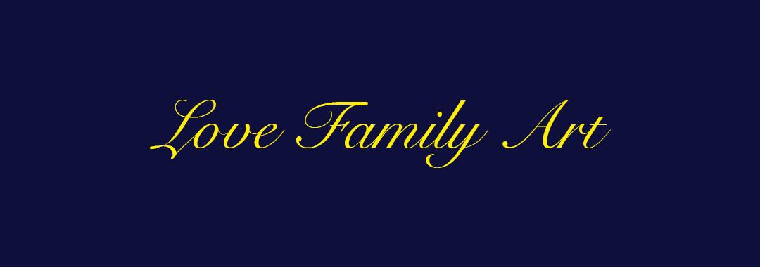 Love Family Art