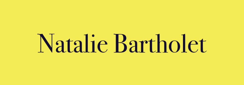 Natalie Bartholet