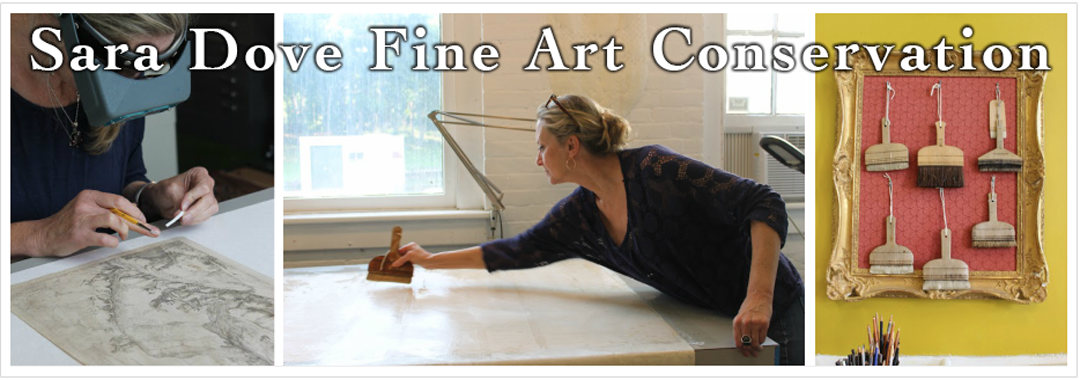 Sara Dove Fine Art Conservation