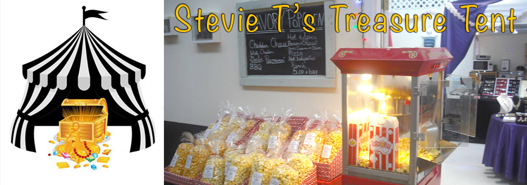 Stevie T's Treasure Tent